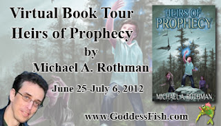 Guest Post with author Michael A. Rothman