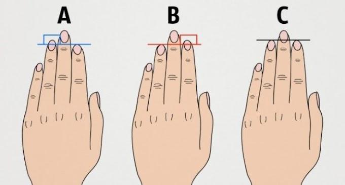 Безіменний палець багато розкаже про вашу осoбистість. У мене все спiвпало на 100%