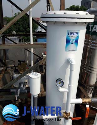 Filter Air Jatiwaringin