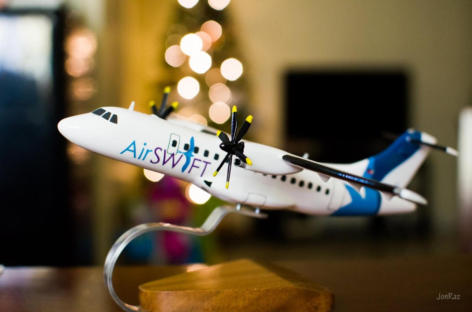 AirSwift Toy Plane