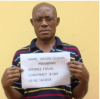 Face Of Man Arraigned For Operating Illegal Polytechnic