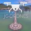 Drone no céu de Balneário Camboriú
