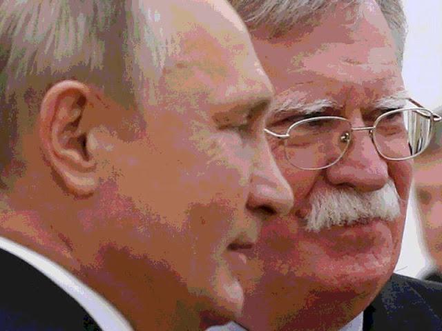 Vladimir Putin Nilai AS Mundur dari Perjanjian Nuklir Bisa Picu Perlombaan Senjata