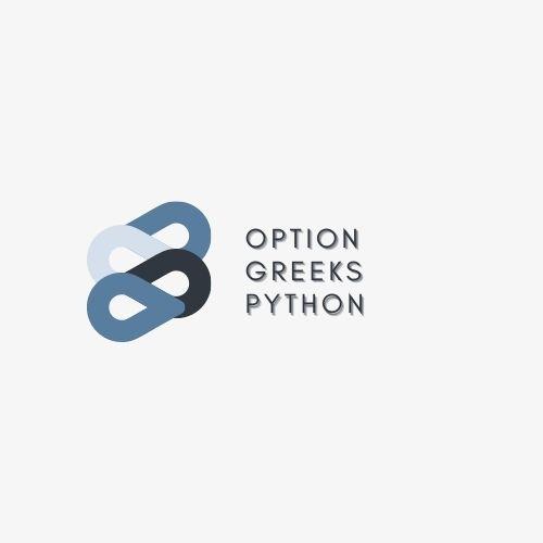 Option Greeks in Python