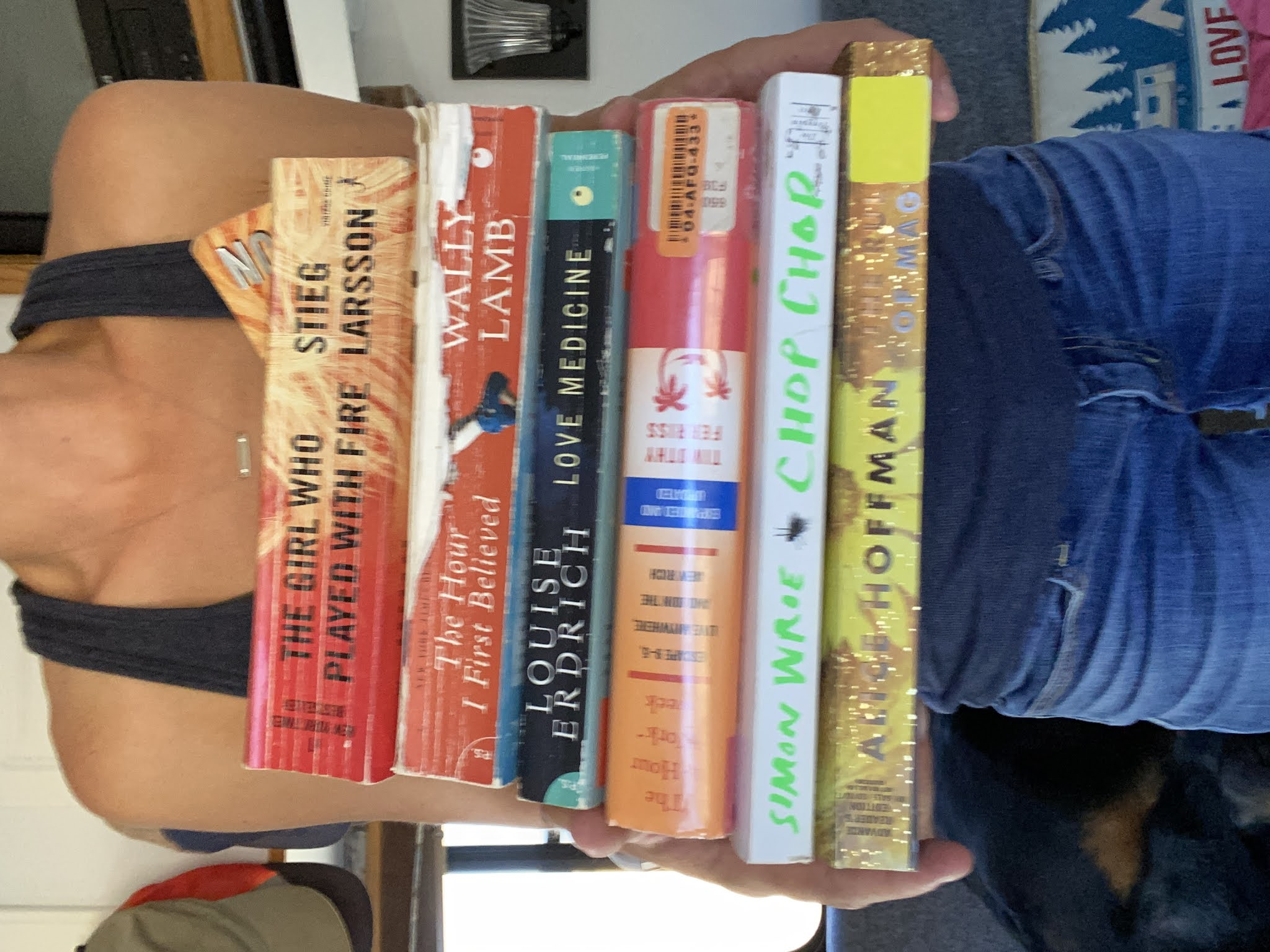 August Book List | biblio-style.com