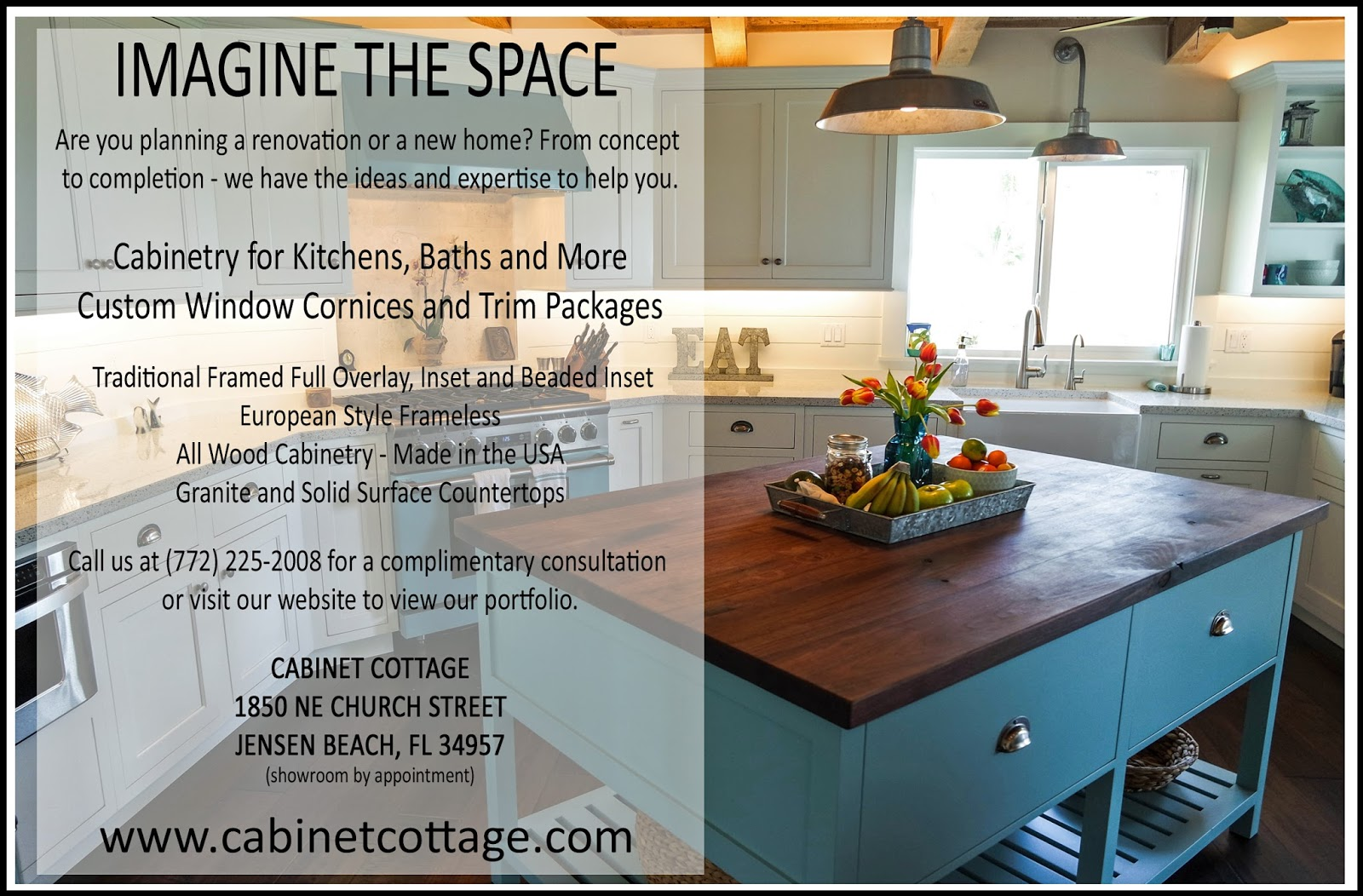 cabinet cottage kitchen and bath studio serving stuart hobe