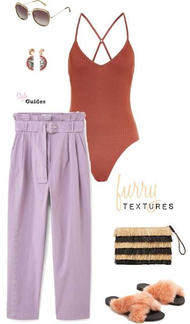 bodysuit outfit pants
