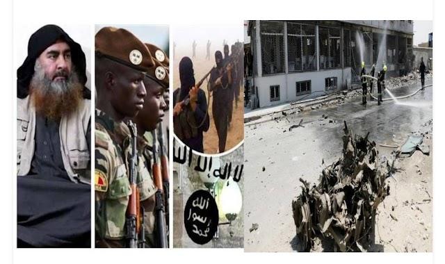 बगदादी की मौत के बाद ISIS ने खेला मौत का खूनी खेल, इस देश में हमला कर ले ली 53 सैनिकों की जान.