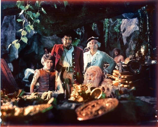 Treasure Island Wallace Beery Full Movie