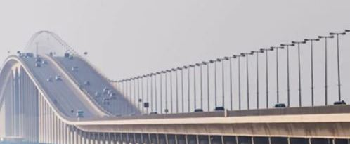 حقيقة اغلاق جسر الملك فهد الرابط بين السعودية والبحرين