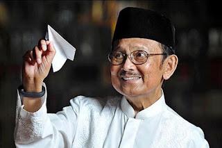Dari BJ Habibie Untuk Indonesia