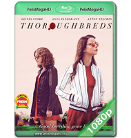 THOROUGHBREDS (2017) WEB-DL 1080P HD MKV ESPAÑOL LATINO