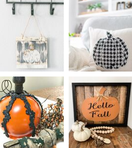 5 Unique Fall Crafts And DIY Ideas