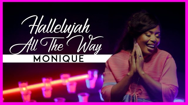 Audio: Monique – Halleluyah All The Way