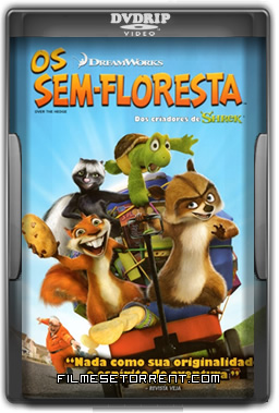 Os Sem-Floresta Torrent DVDRip Dublado 2006