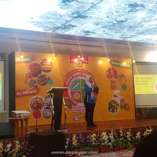 Pakar Pemakanan Sihat, KPJ Amapang Puteri, Puan Norhayati Azmi