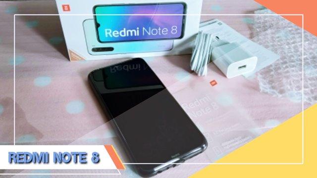 Redmi Note 8 2020 - ALHIDAMART