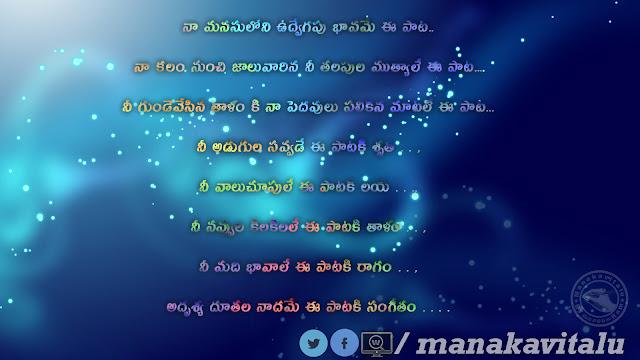 మనసులోని భావం ( MANASULONI BHAVAM TELUGU PREMA KAVITALU DOWNLOAD)