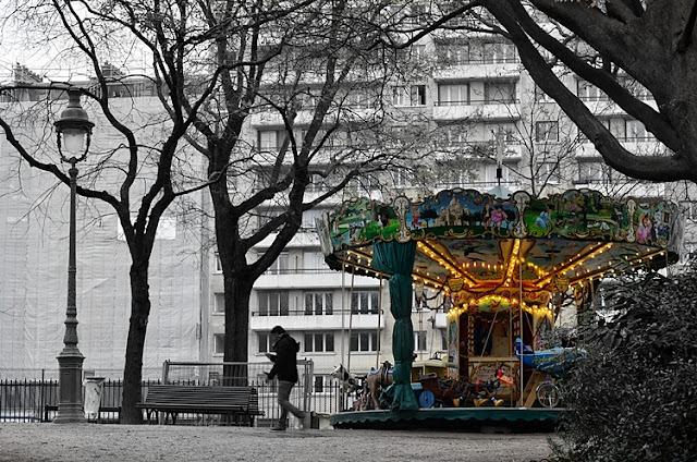 Paris manège