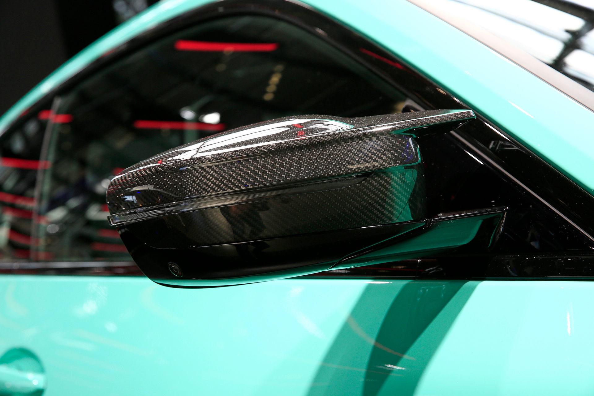 بي إم دبليو BMW M4 Competition المرآة الجانبية