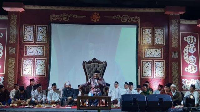 Kritik Pemerintahan Jokowi, Ketum PBNU Said Aqil Sebut Negara Dikuasai Orang-orang Punya Duit