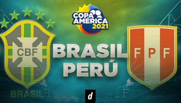 Perú vs. Brasil EN VIVO: ¿cómo y dónde ver fútbol por Copa América gratis por Internet?