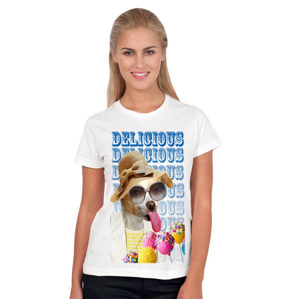 T-shirt personnalisé sur Kooneo