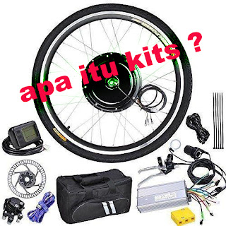 Apa Itu Kits Ebike Dan Berapa Kisaran Biaya Merakit Sepeda Listrik Electric Art Bogipower Com