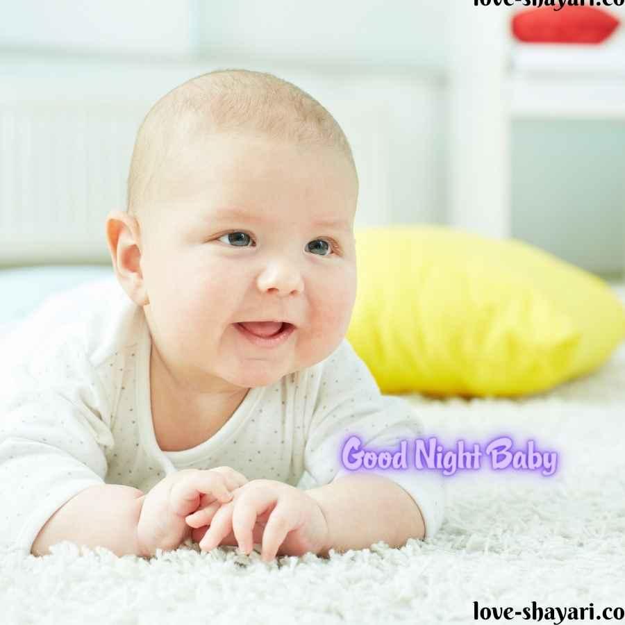 good night pic baby