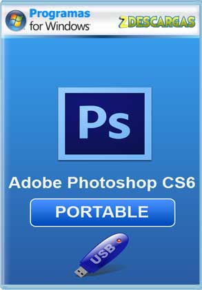 descargar adobe photoshop cs6 (portable) full español mega gratis