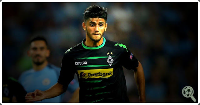 Mahmoud Dahoud Borussia Gladbach