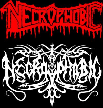 discografia necrophobic
