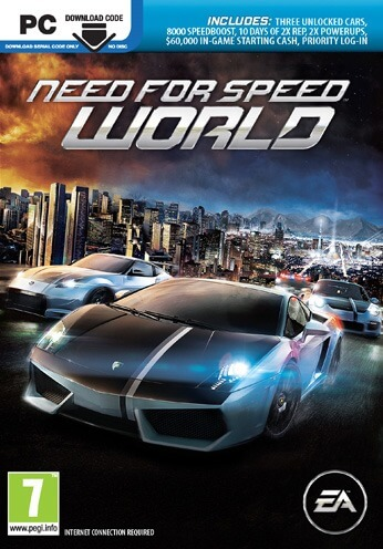 free  games need for speed world for pc full version