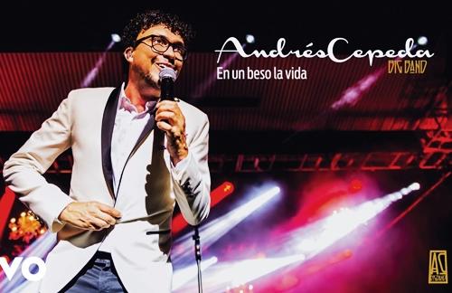En Un Beso La Vida | Andres Cepeda Lyrics