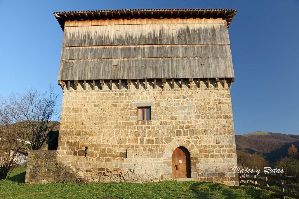 Torre de Donamaría, Navarra