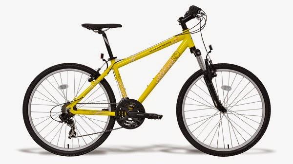 Berbagi Dengan Hati Harga dan Spesifikasi Sepeda Gunung