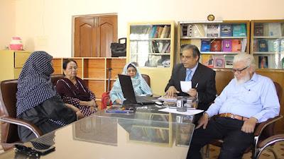 Author Asma Hasan showered with praise in Mayar-e-Zindagis felicitation ceremony