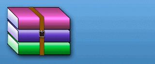 Cara Membuat File PART dengan WinRAR