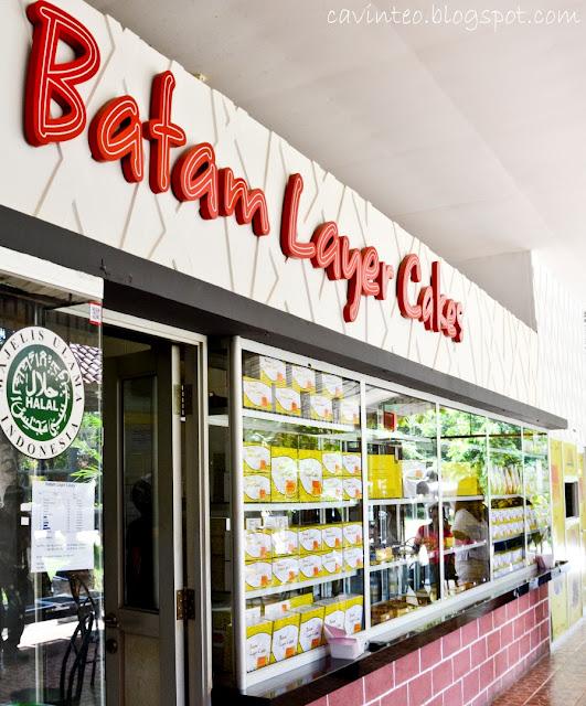 Batam Layer Cake Halal