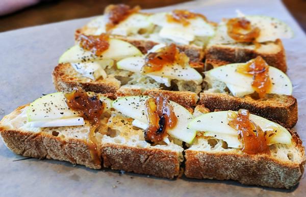 image of described bread