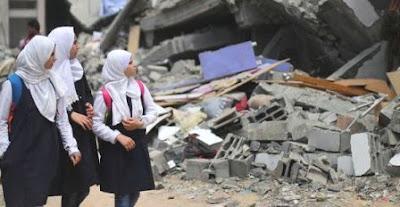 Palestine Celebrates Eid Al-Fitr with Sorrow