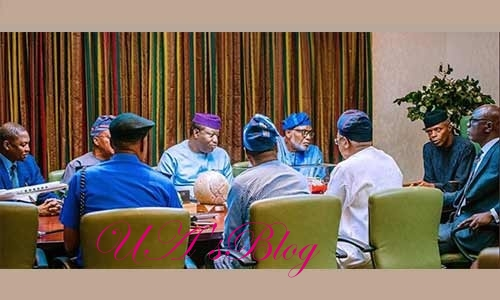 FG, South-West Governors Agree To Formalise #Amotekun