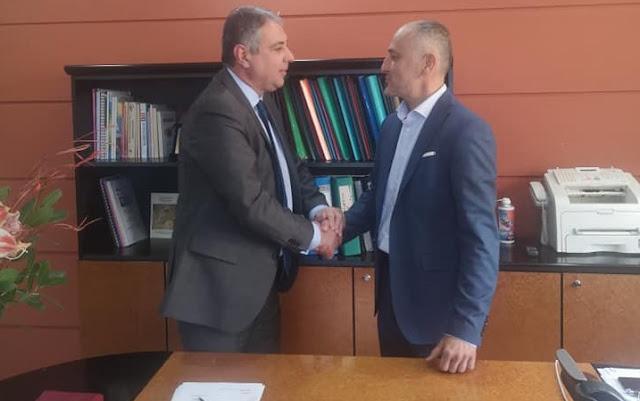 Ορκίστηκε ο νέος Αν. Διοικητής του Νοσοκομείου Ναυπλίου Θεόδωρος Βασιλόπουλος