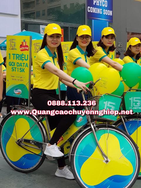 Roadshow xe đạp giá rẻ