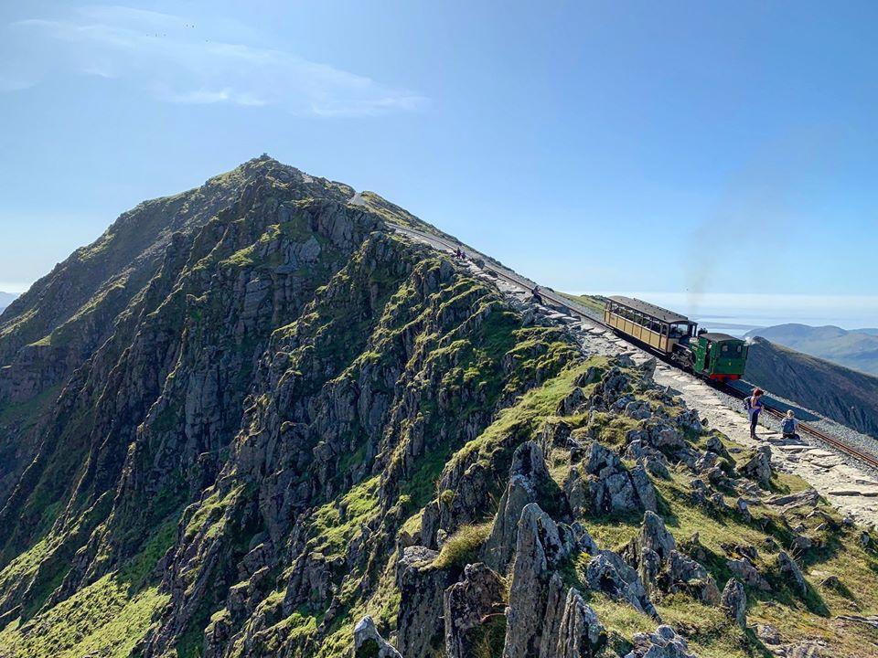 Planning a Weekend in Snowdonia  - Snowdon Mountain Railway