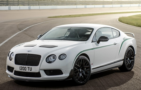 Ficha Técnica Bentley Continental GT3-R (2014)