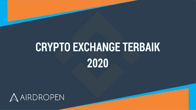 Crypto Exchange Terbaik 2020