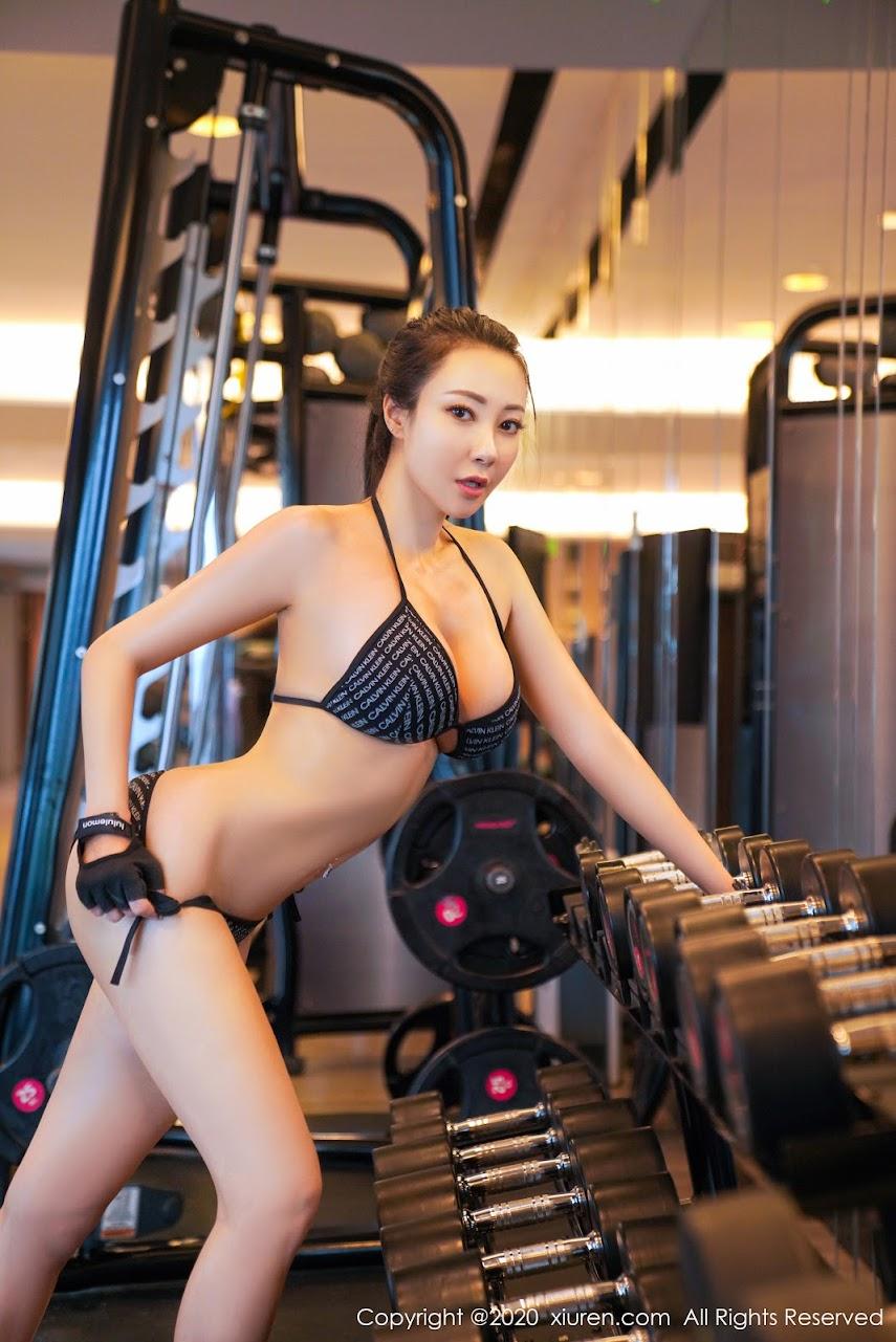 xiuren NO.2264 guoerVictoria sexy girls image jav