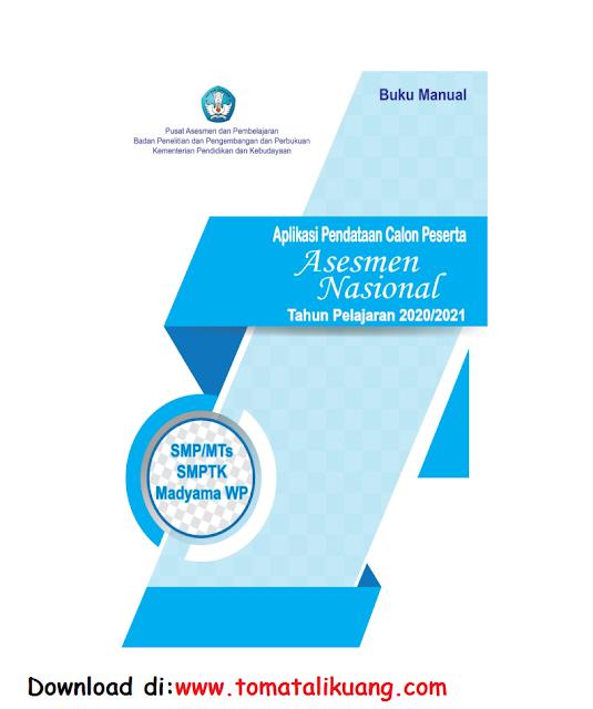 buku manual panduan aplikasi pendataan aplikasi kompetensi minimum akm tahun 2020 2021 jenjang smp mts smptk madyama wp pdf tomatalikuang.com