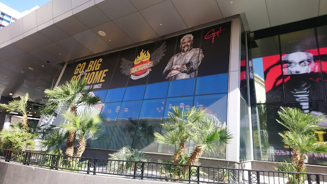 Guy Fieri's restaurant and bar, Las Vegas